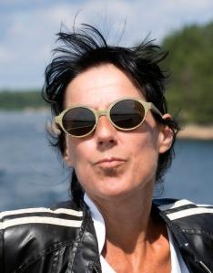 Lena Ollmark, porträtt, foto