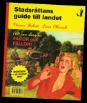 Stadsråttans guide till landet, omslag