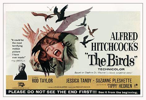 Alfred Hitchcock's Fåglarna