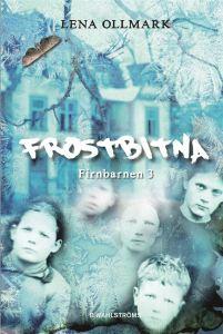 Omslag till Frostbitna av Lena Ollmark